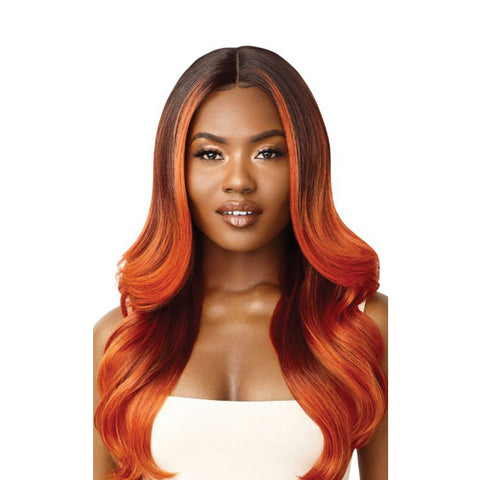 "OUTRE 5"" Swiss Lace I Parting Lace Front Wig PHOENIX"
