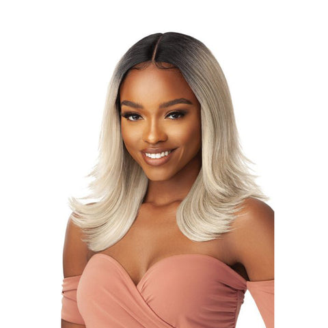 OUTRE Swiss Lace I Parting Lace Front Wig LOIS