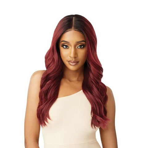 OUTRE Melted Hairline Swiss Lace Front Wig NATALIA