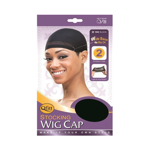 M&M QFITT Stocking Wig Cap