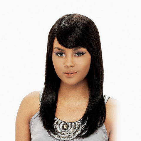 [Its A Wig] Indian Remi Hair Full Cap Wig Indi 1214 - Wigs