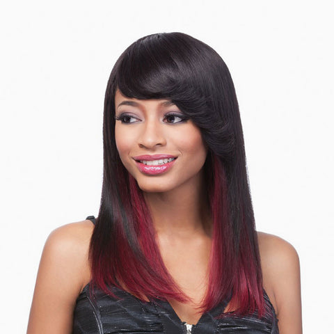 [Its A Wig] Remi Hair Full Cap Wig Cosmopolitan - Wigs
