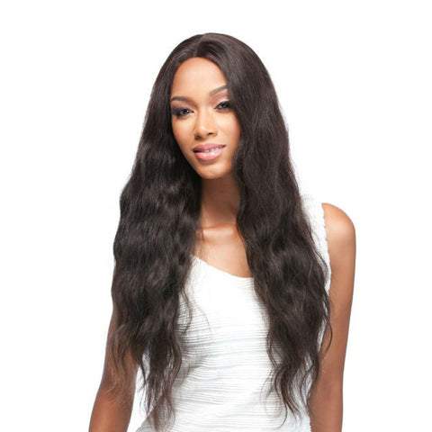 [Its A Wig] Brazilian Remi Hair Lace Front Wig Cambridge - Wigs