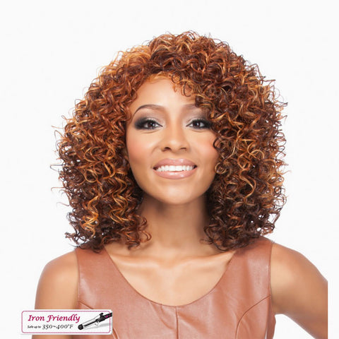 [Its A Wig] Full Cap Wig Cellia - Wigs