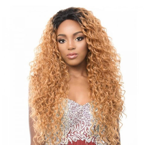 [IT'S A WIG] Swiss Lace Front Wig NARA