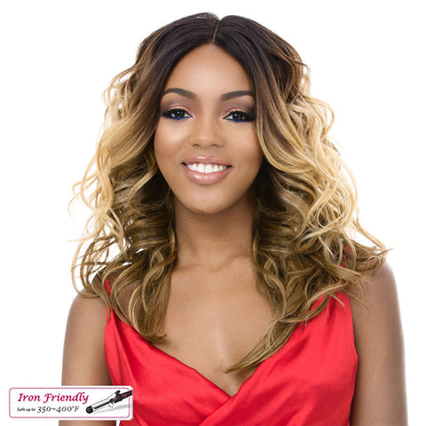 [IT'S A WIG] Swiss Lace Front Wig WINDLESS