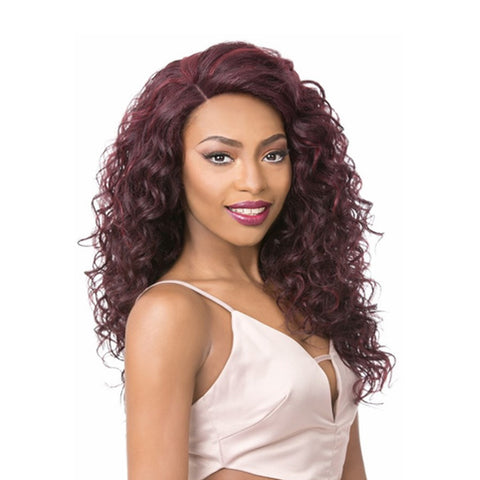 IT'S A WIG Human Hair Premium Mix 360° Lace Wig AGITA