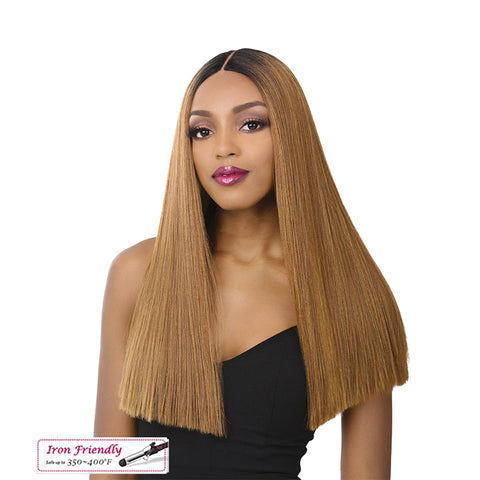 "[IT'S A WIG] Swiss Lace 6"" Deep Part Lace Wig ALEXA"