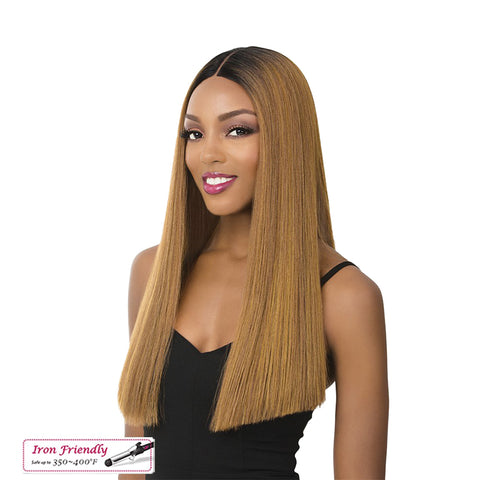 [Its A Wig] Swiss Lace 6 Deep Part Lace Wig Alexa - Wigs