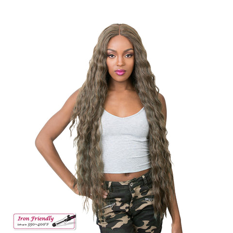 [Its A Wig] Swiss Lace Wig Valeria - Wigs