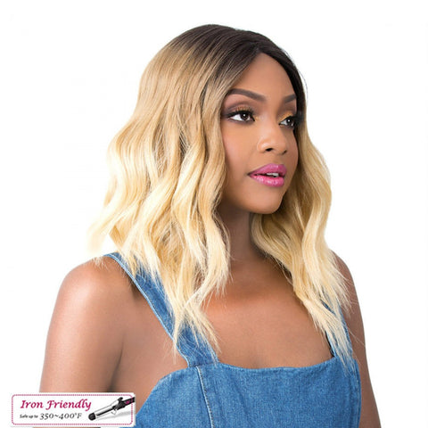 IT'A WIG Swiss Lace Front Wig SUN KISS
