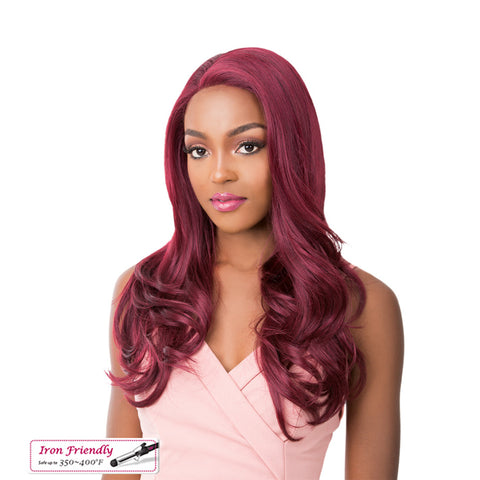 ITS A WIG SYNTHETIC HAIR LACE FRONT WIG SIMPLY LACE INGRID