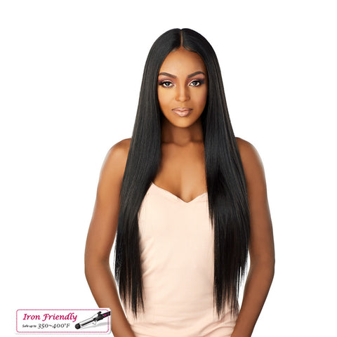 IT'S A WIG Synthetic HD Transparent Lace Front Wig TAMMY