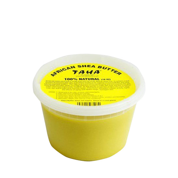 RA, TAHA Pure Shea Butter 16oz