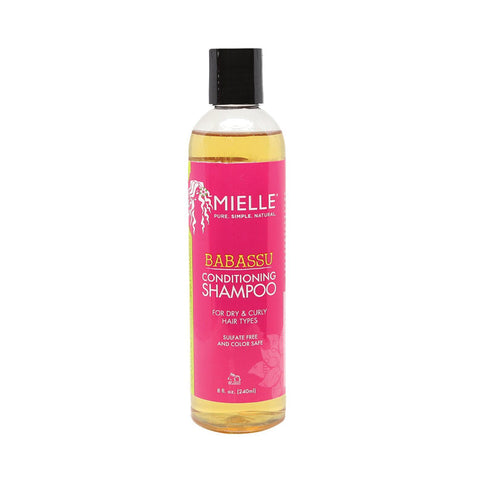 [Mielle Organics] Babassu Conditioning Shampoo 8Oz - C_Hair Care-Natural Hair Care