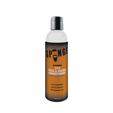 SPUNGE 2in1 Face & Beard Conditioner 6oz