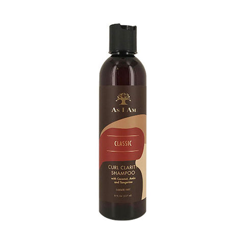 [As I Am] Curl Clarity Shampoo 8Oz - C_Hair Care