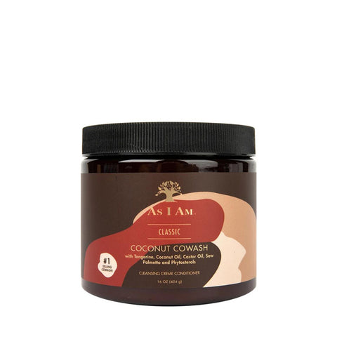 [As I Am] Coconut Cowash 16Oz - C_Hair Care