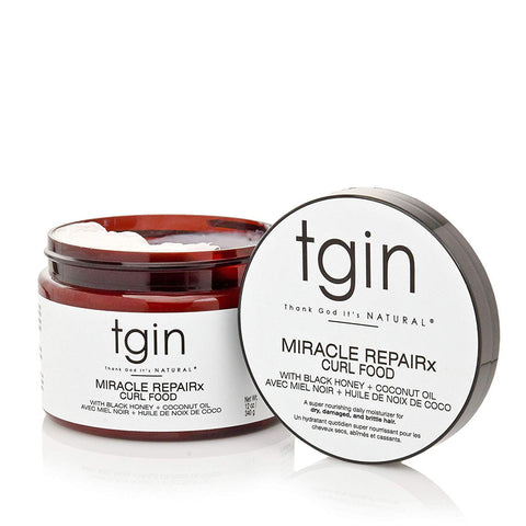 TGIN Miracle RepaiRx Curl Food Daily Moisturizer 12oz