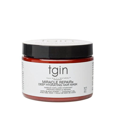 TGIN Miracle RepairX Deep Hydrating Hair Masque 12 oz