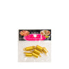 HAIR SPRING for Braids Gold 6PCS