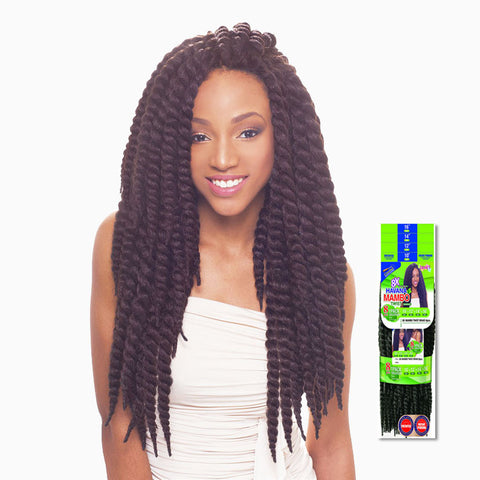 [Janet] 8X Mambo Twist Braid 8Pcs - Braid
