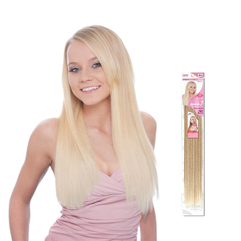SENSUAL 100% Virgin Remi Human Hair DIVINE 7 Clip in Straight