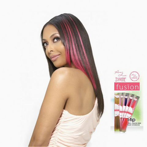 [Sensual] Fusion Hair Extension I Tip 125 Pcs 22 - Hair Extensions