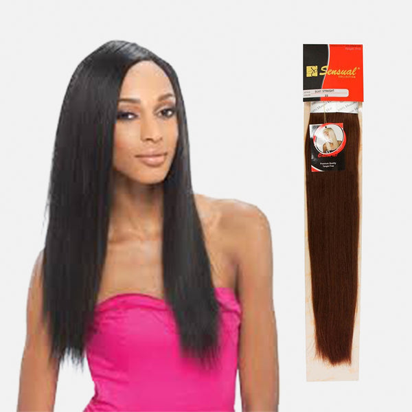 [SENSUAL] 100% Human Silky Straight Hair