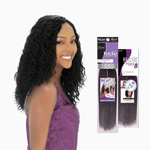 [Sensual] 100% Human Hair Wet & Wavy Indian Loose Deep - Weaves
