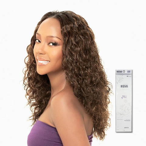 [Sensual] 100% Human Hair Wet & Wavy Indian Passion Wave 5Pcs - Weaves