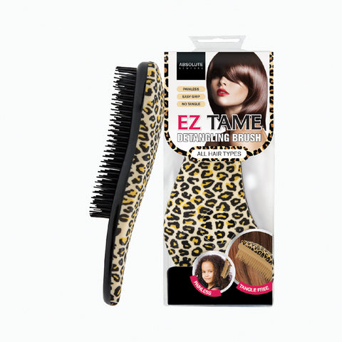 [Absolute New York] Ez Tame Detangling Brush - Large - Tools & Accessories