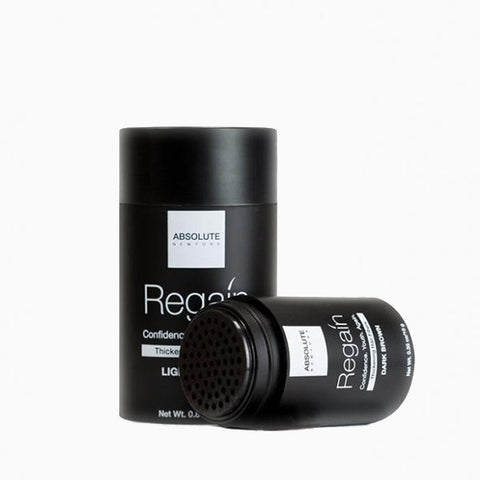 [Absolute New York] Regain Hair Fiber Medium - C_Hair Care-Hair Color