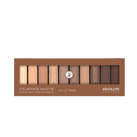 ABSOLUTE NEW YORK EYE ARTISTE PALETTE