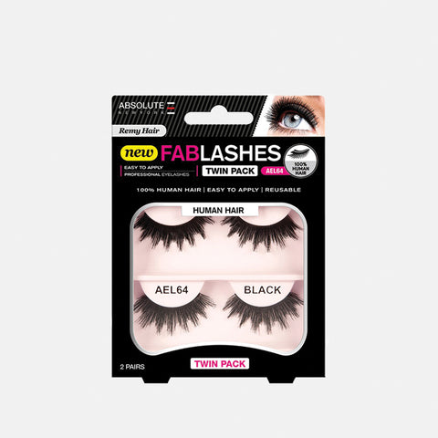 [Absolute New York] Fablashes-Twin Pack - Makeup