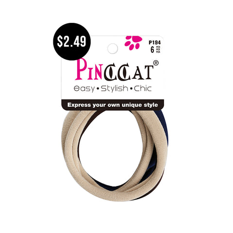 ABSOLUTE NEW YORK PINC CAT #P194 Braid/Ponytail Holder