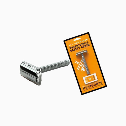 [Van Der Hagen] Tradition Safety Razor Kit - C_Mens-Skin Care