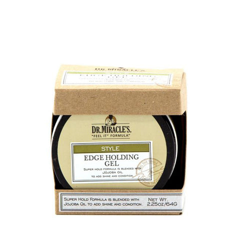 DR. MIRACLE'S STYLE Edge Holding Gel 2oz