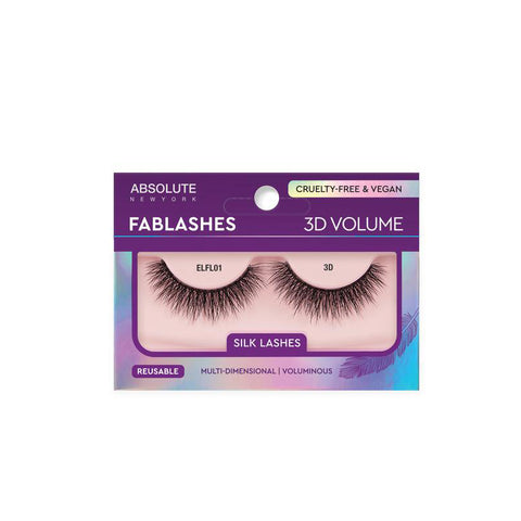 [ABSOLUTE NEW YORK] FABLASHES - 3D Volume