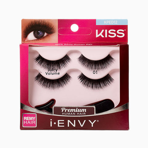 [KISS] iENVY PREMIUM LASHES-Double Pack