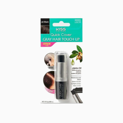 [KISS] QUICK COVER Grey Hair Touch Up Stick Type Temporary Hair Color