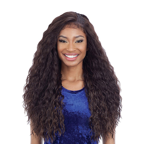 FREETRESS EQUAL SYNTHETIC PREMIUM BRAIDED EDGE LACE FRONT WIG BLW001