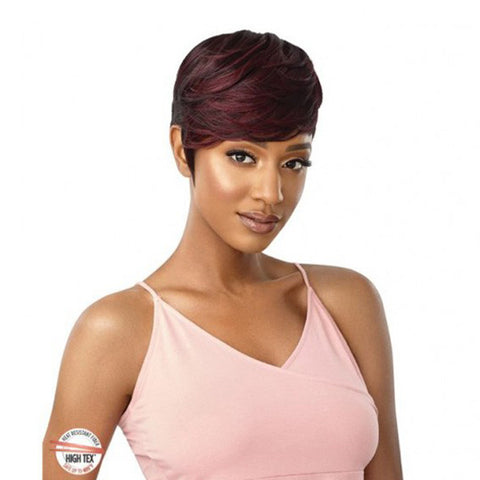 OUTRE Synthetic WIGPOP Full Cap Wig LETOYA