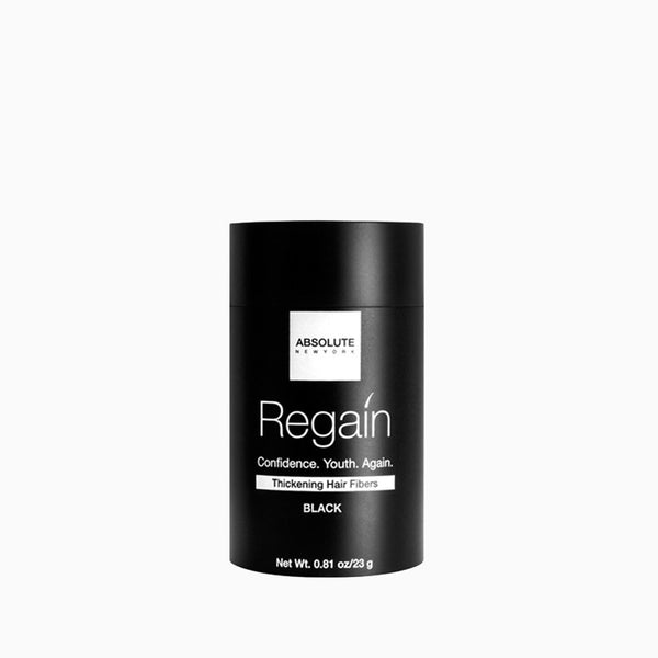 [Absolute New York] Regain Hair Fiber Large - Ahf13 Black - C_Hair Care-Hair Color