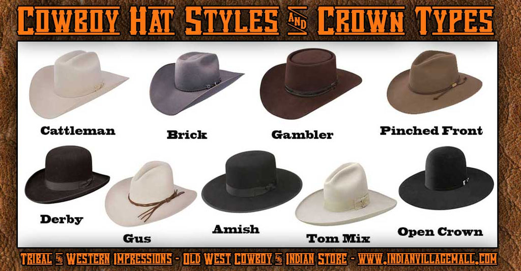 How many different types of hats are there?