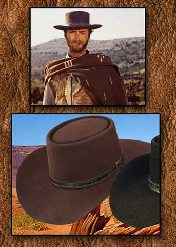 A Best Seller! Clint Eastwood Stetson Hat