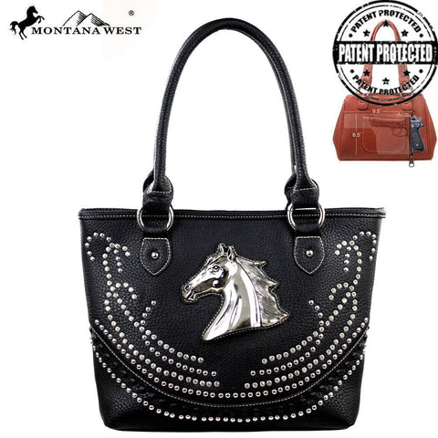 Montana West Horse Collection Handbag
