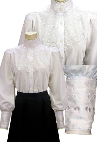 Frontier Classics Old West Laura Blouse