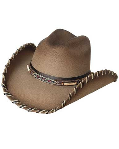 Best Seller! Bullhide Cheyenne - Wool Cowgirl Hat -0670sBH