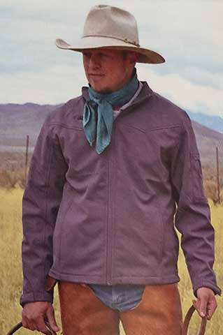 Colter Cowboy Jacket - Fleece Lined-WTColter